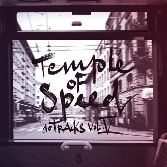 Temple Of Speed (Tinguely/Skor/Sterneis) - Vol. 5 (Feat. Ekr/Baze/Kalmoo/Stereo Luchs)