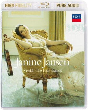 Janine Jansen & Antonio Vivaldi (1678-1741) - The Four Seasons - Only Bluray