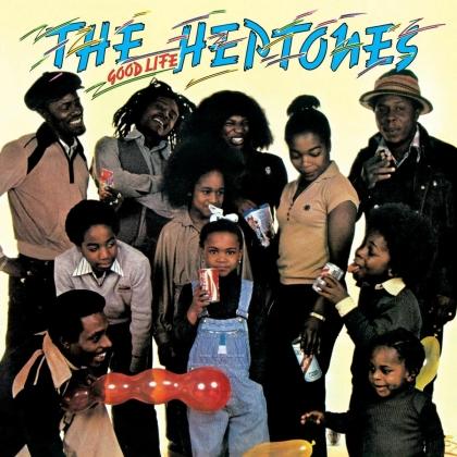 Heptones - Good Life (LP)