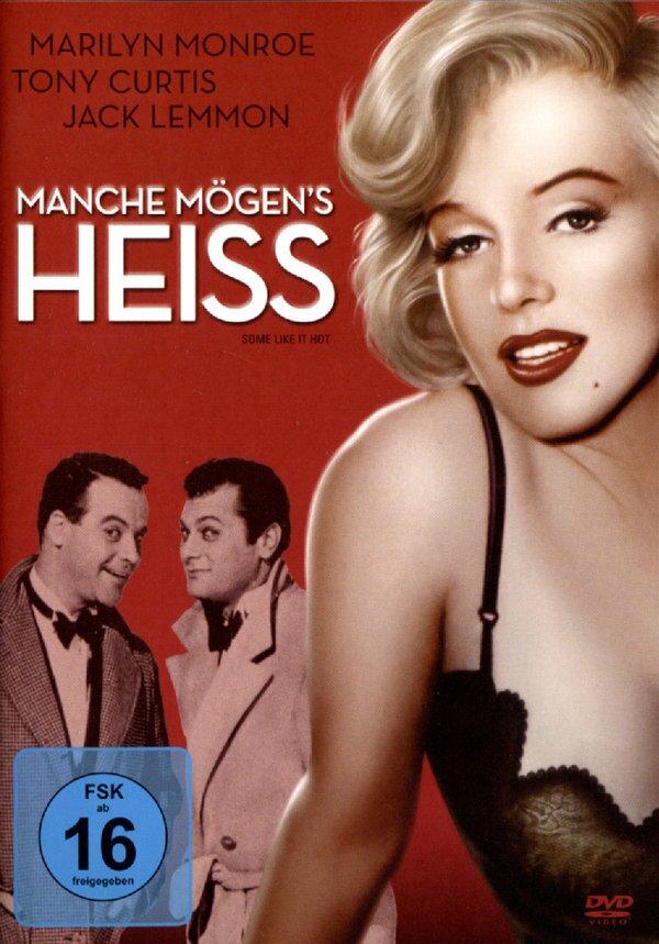Manche mögen's heiss (1959) (n/b)