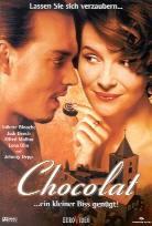 Chocolat - (Box mit DVD & Pralinenschachtel) (2000)