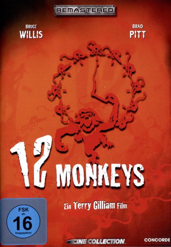 12 Monkeys (1995) (Remastered)