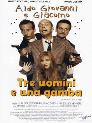 Tre uomini e una gamba - Aldo, Giovanni & Giacomo (1997)