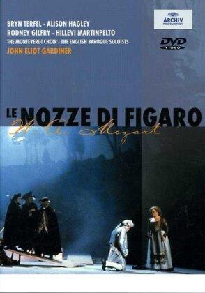 English Baroque Soloists, Sir John Eliot Gardiner, … - Mozart - Le nozze di Figaro