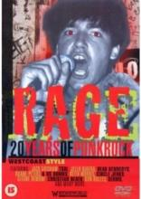 Various Artists - Rage 20 years of punk rock