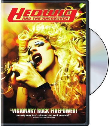 Hedwig & the angry inch (2001) (Platinum Edition)