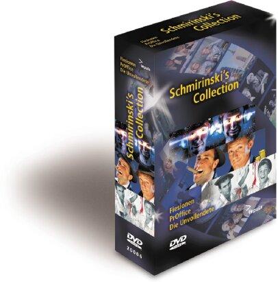 Schmirinski's - Collection - Fiesionen / Unvollendete / PrOffice (3 DVDs)