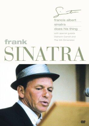 Frank Sinatra & Francis Albert Albert - Sinatra - Does his Thing