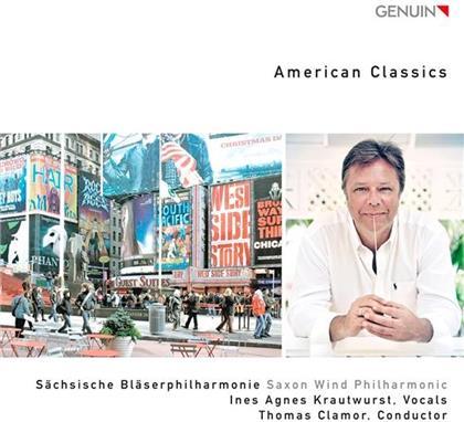 Ines Agnes Krautwurst, Leonard Bernstein (1918-1990), George Gershwin (1898-1937), Henry Mancini, Traditional, … - American Classics