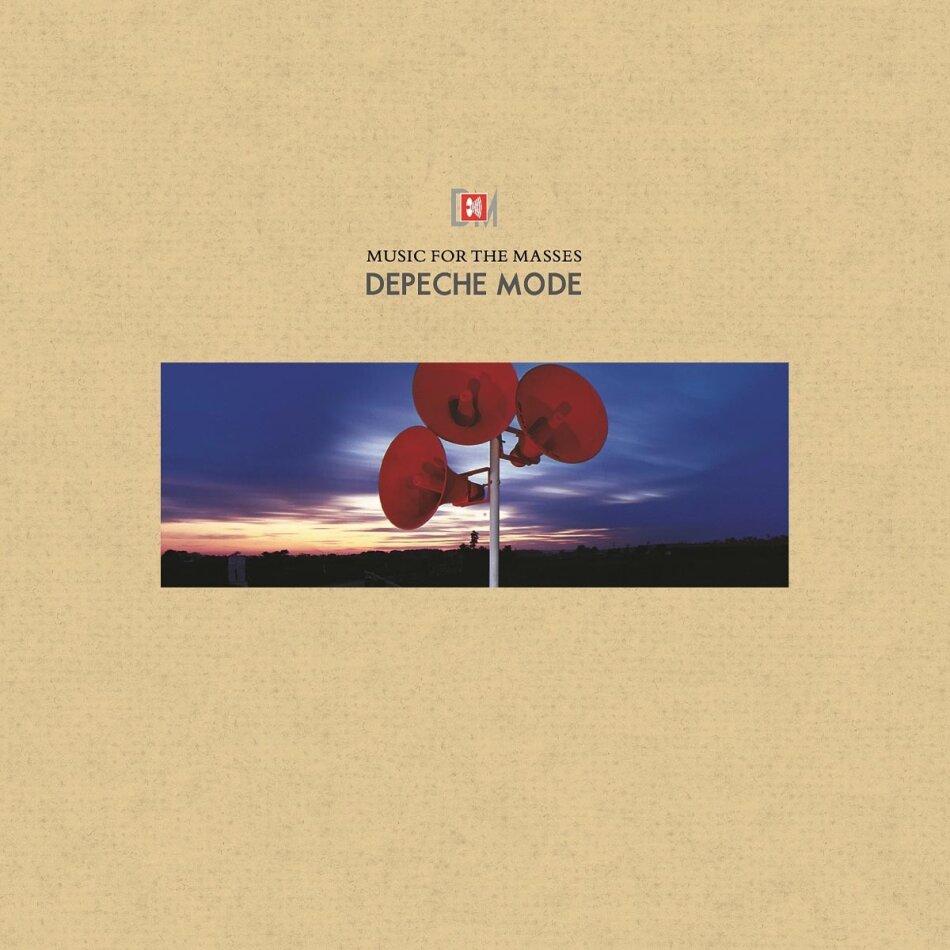 Depeche Mode - Music For The Masses - Music On Vinyl (LP)