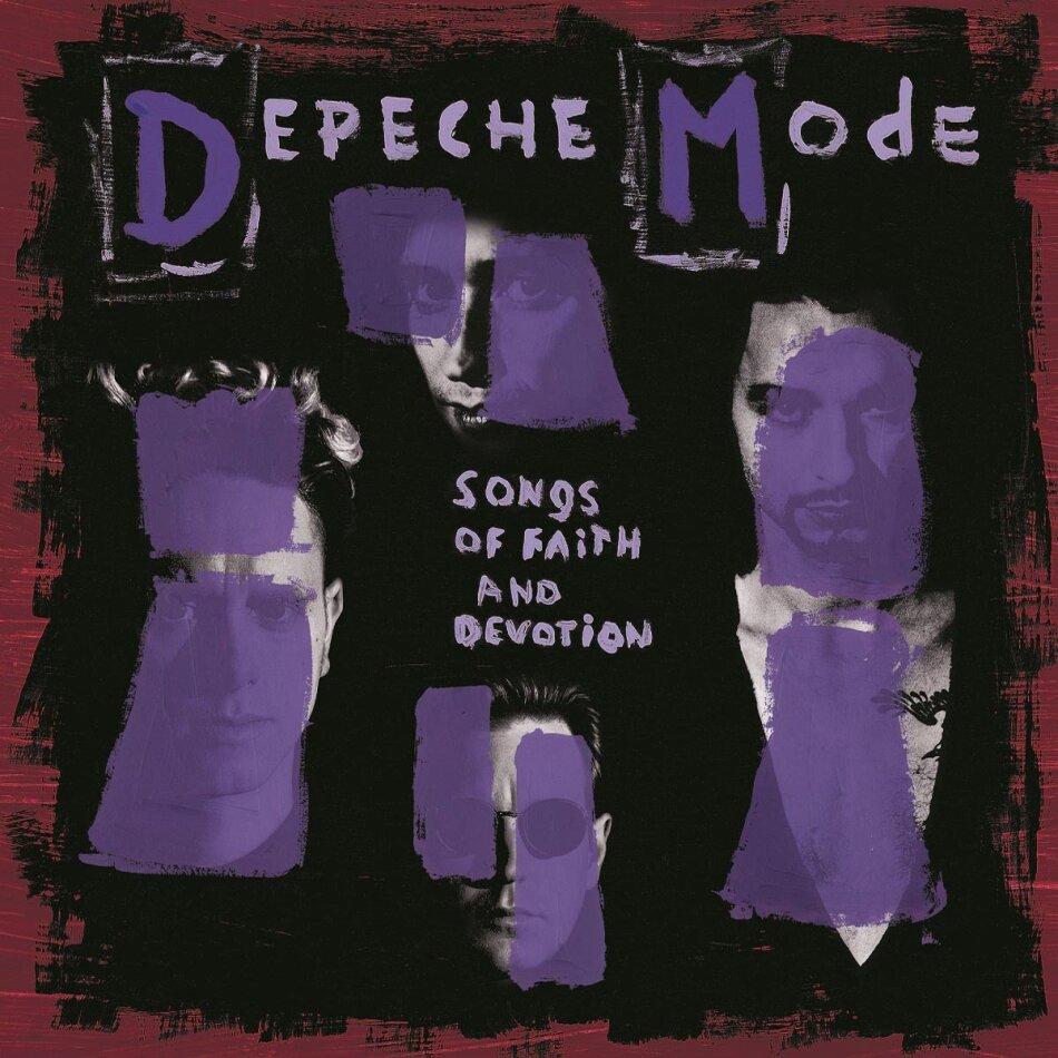 Depeche Mode - Songs Of Faith And Devotion - Music On Vinyl (LP)
