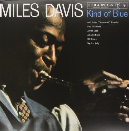Miles Davis - Kind Of Blue - Music On Vinyl - Limited RSD Album, Mono (LP)