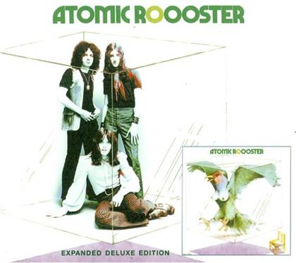 Atomic Rooster - --- (1970) - Sanctuary