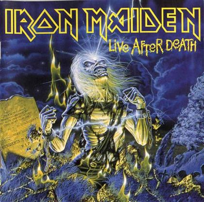 Iron Maiden - Live After Death (Japan Edition, Remastered)