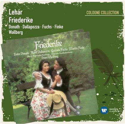 Helen Donath, Adolf Dallapozza, Heinz Wallberg & Franz Lehar (1870-1948) - Friederike - Cologne Collection (2 CDs)