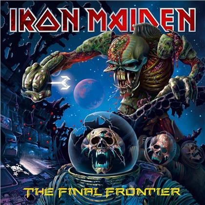 Iron Maiden - The Final Frontier (Japan Edition, Remastered)