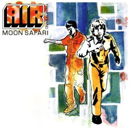 Air - Moon Safari (Japan Edition, Remastered)