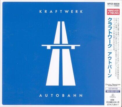 Kraftwerk - Autobahn (Japan Edition, Remastered)