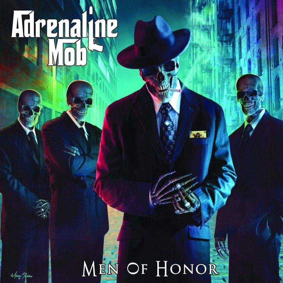 Adrenaline Mob - Men Of Honor (Limited Edition, Mediabook, 2 CDs)