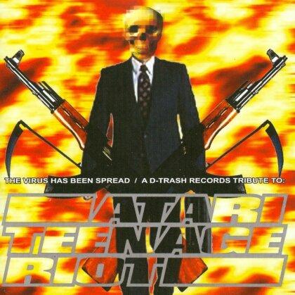 Atari Teenage Riot - Virus Has Been Spread