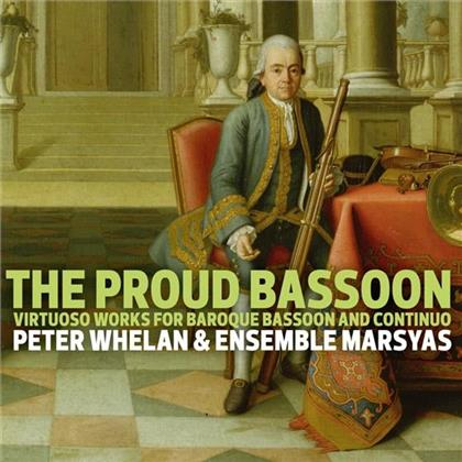 Peter Whelan - The Proud Bassoon (SACD)