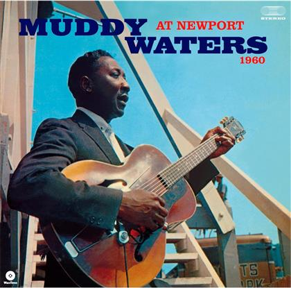 Muddy Waters - At Newport 1960 (Limited Edition, LP)