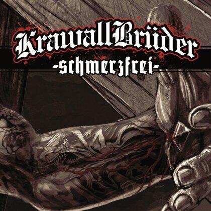 Krawallbrüder - Schmerzfrei (LP)