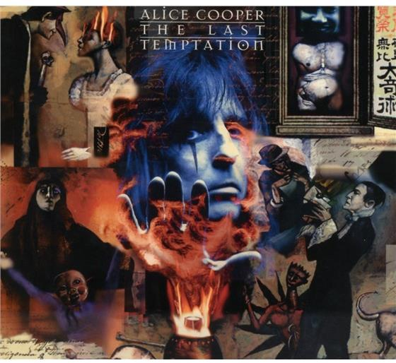 Alice Cooper - Last Temptation (Digipack, Deluxe Edition)