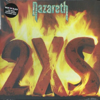 Nazareth - 2xs - Limited Reissue (LP)