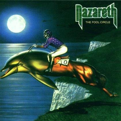 Nazareth - Fool Circle - Limited Reissue (Colored, 2 LPs)