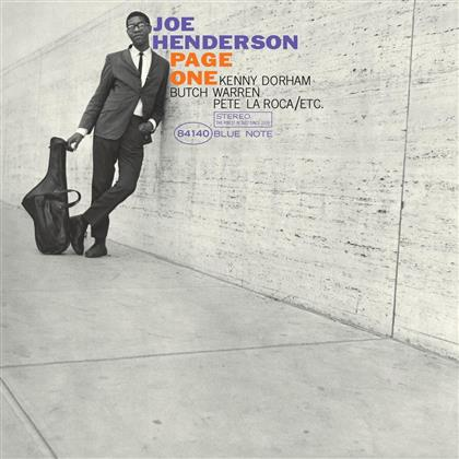 Joe Henderson - Page One (LP)