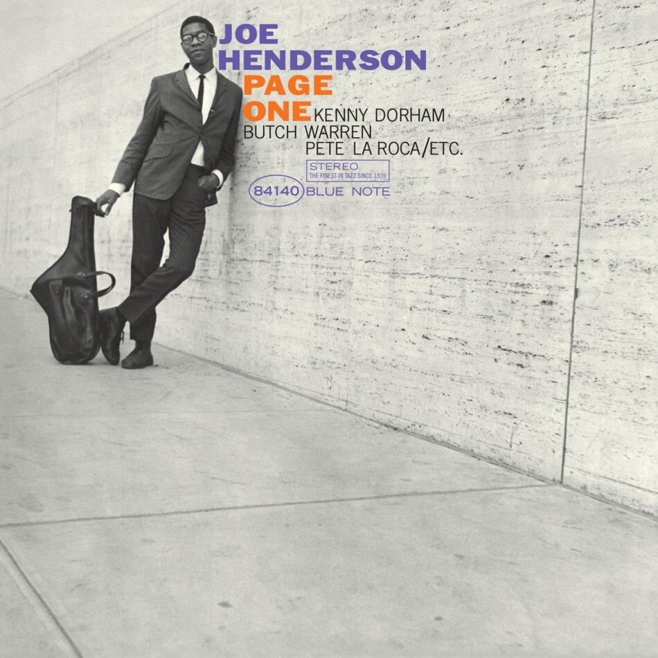 Joe Henderson - Page One (LP)