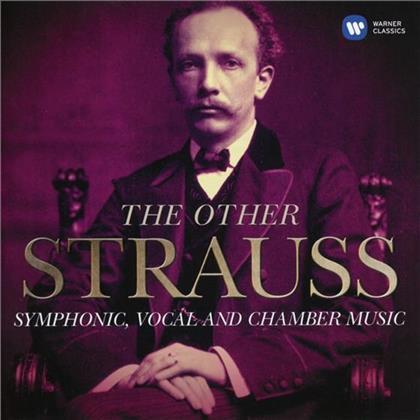 Michel Plasson, Vadim Repin, Boris Berezovsky & Richard Strauss (1864-1949) - The Other Strauss -Symphonic, Vocal & Chamber Music (3 CDs)