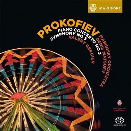 Serge Prokofieff (1891-1953) & Denis Matsuev - Klavierkonzert 3