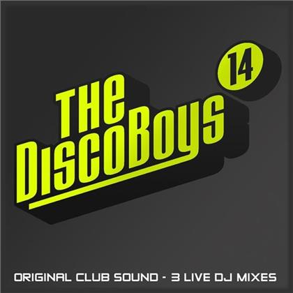 The Disco Boys - Vol. 14 (3 CDs)