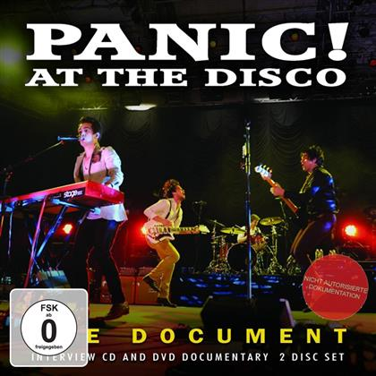 Panic At The Disco - Document - Interview Disc