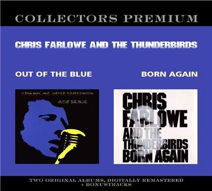 Chris Farlowe - Out Of The Blue / Born Again (2 CDs)