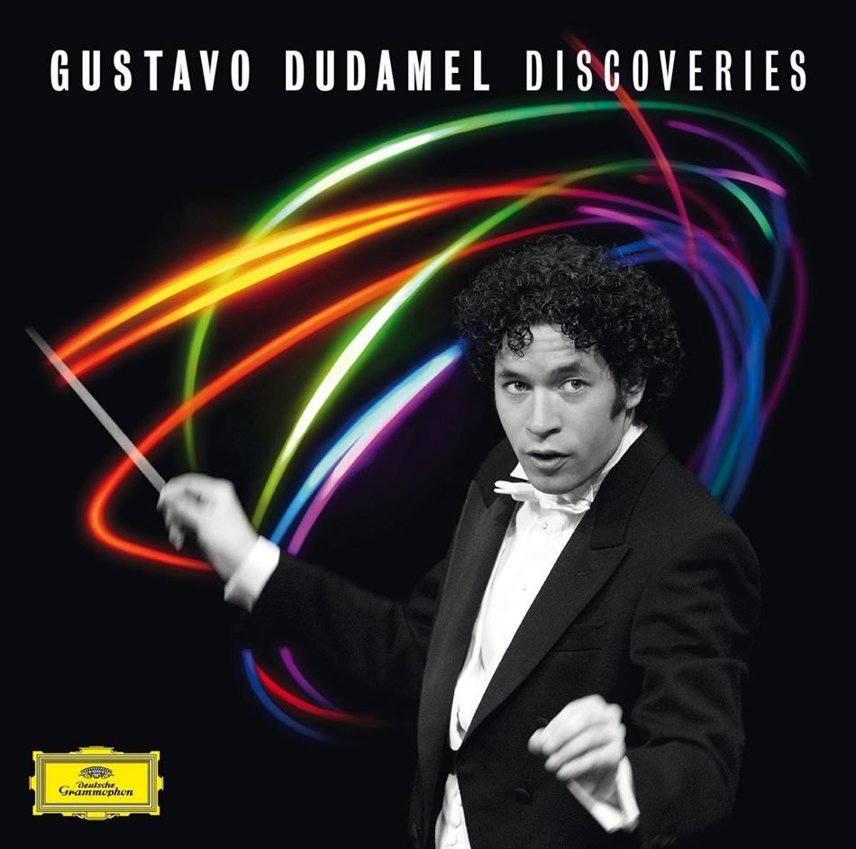 Gustavo Dudamel - Discoveries - Pure Audio - Only Bluray!