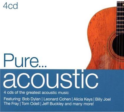 Pure Acoustic (4 CDs)