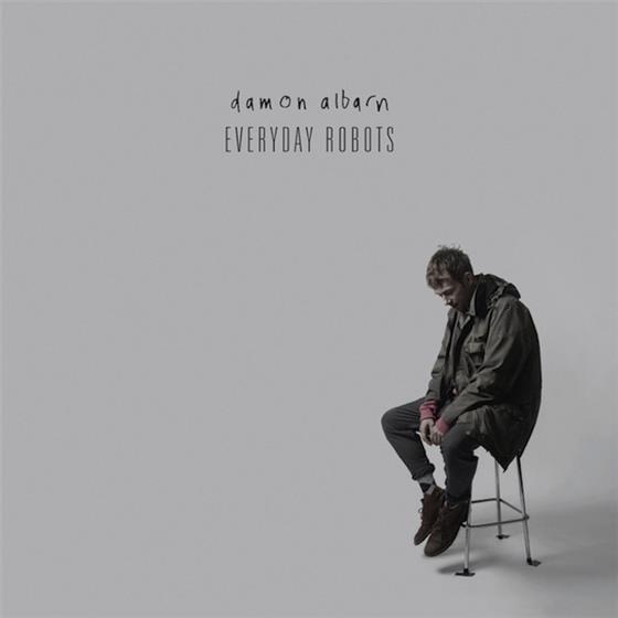 Damon Albarn (Blur/Gorillaz) - Everyday Robots (Deluxe Edition, CD + DVD)