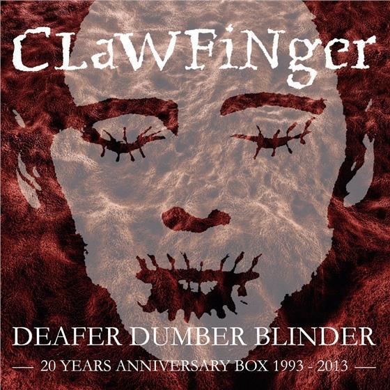 Clawfinger - Deafer Dumber Blinder (3 CDs + DVD)