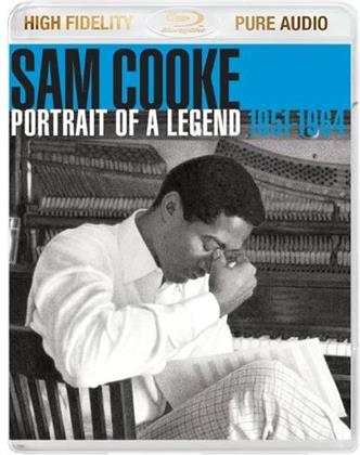 Sam Cooke - Portrait Of A Legend - Pure Audio - Bluray Only