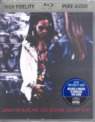 Lenny Kravitz - Are You Gonna Go My Way - Pure Audio - Bluray Only
