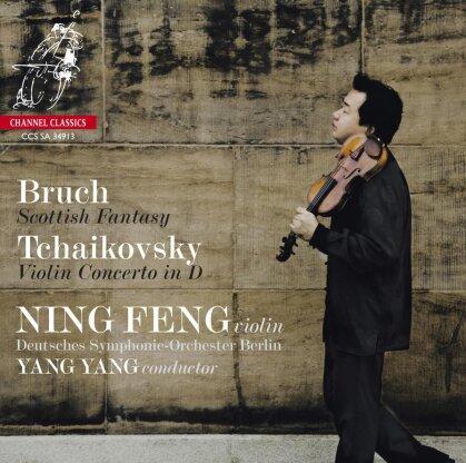 Max Bruch (1838-1920), Yang Yang & Deutsches Sinfonie-Orchester Berlin - Theme On Scottish Fantasy
