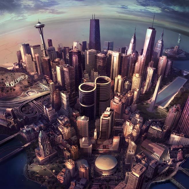Foo Fighters - Sonic Highways (International Version)