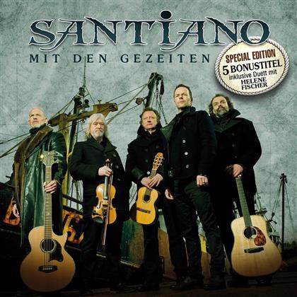 Santiano - Mit Den Gezeiten - + 5 Bonustracks