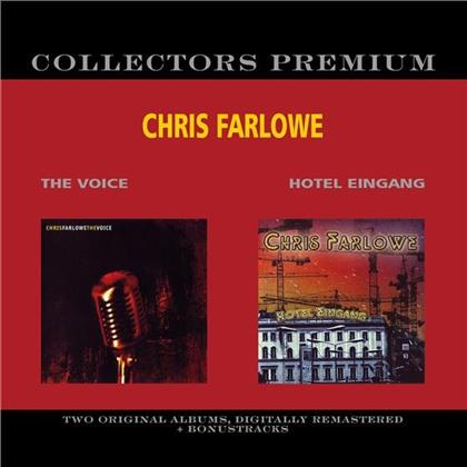 Chris Farlowe - Voice/Hotel Eingang (Collector's Edition, 2 CDs)