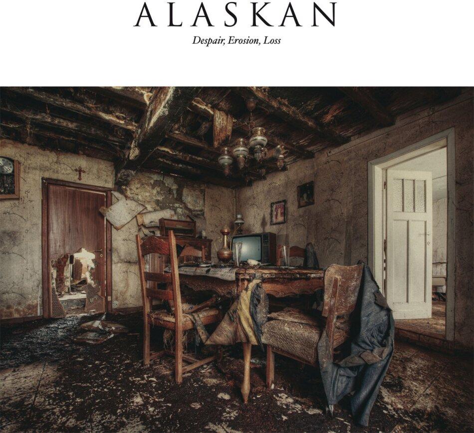 Alaskan - Despair, Erosion, Loss (LP)