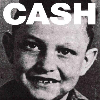 Johnny Cash - American 6 - Ain't No Grave (New Version, LP + Digital Copy)