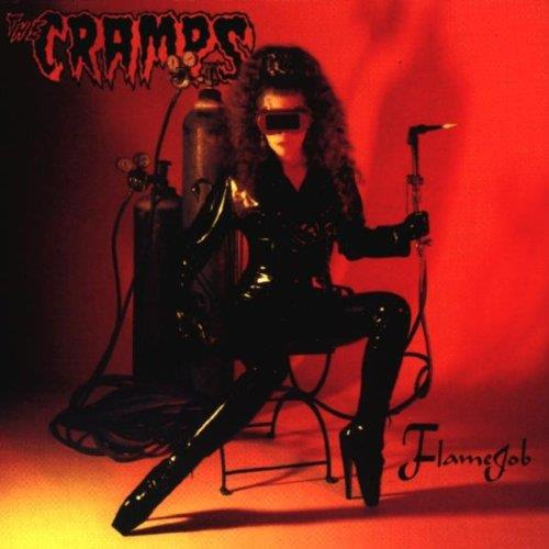 The Cramps - Flamejob (Limited Edition, LP)